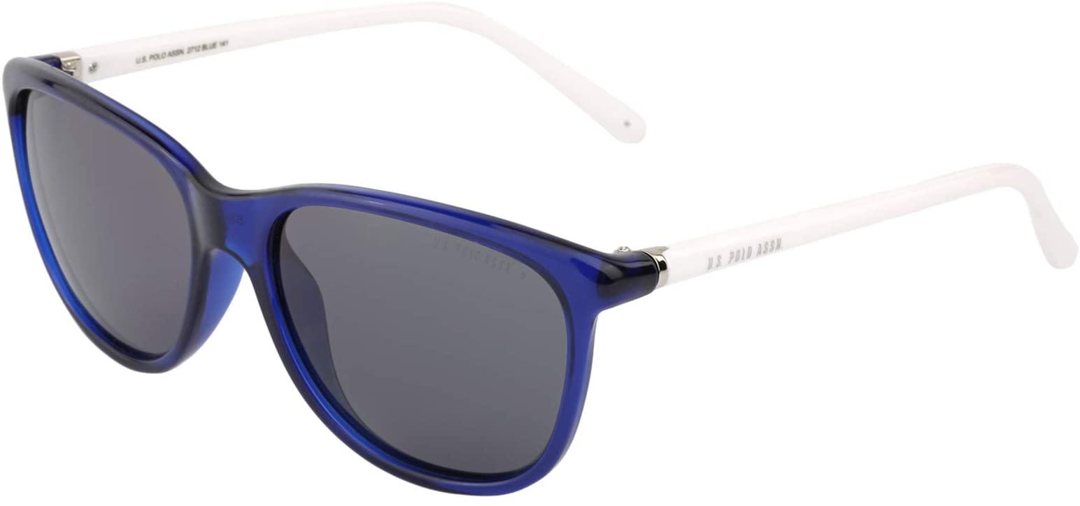 .يو. اس. بولو اسن نظارة شمسية للنساء - رمادي، 2712 Blue