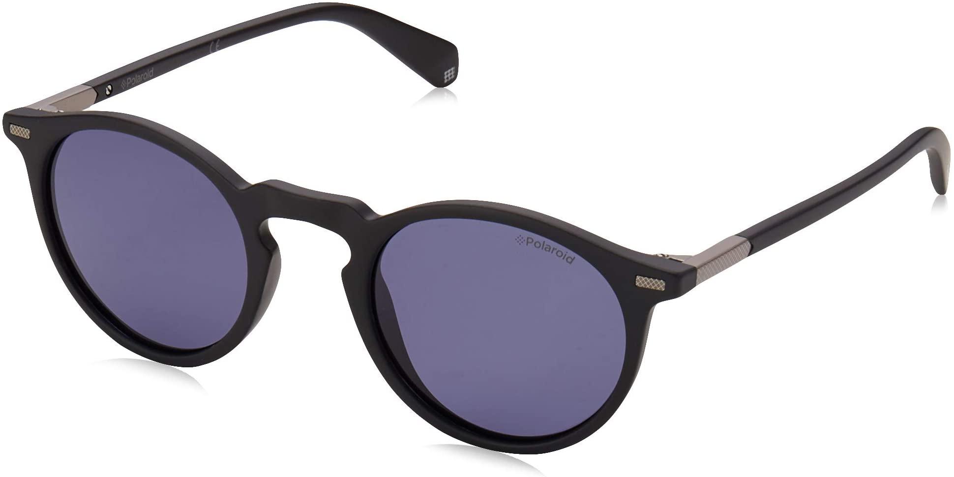 بولارويد نظارة شمسية للرجال - رمادي