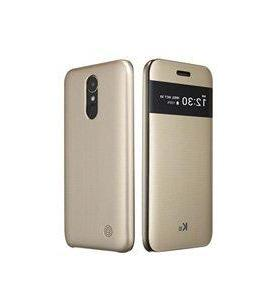 LG K10 2017 CleanUP Premium Quick Cover GOLD